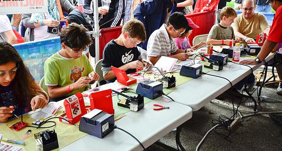 Bagaimana Cara Belajar Elektronik