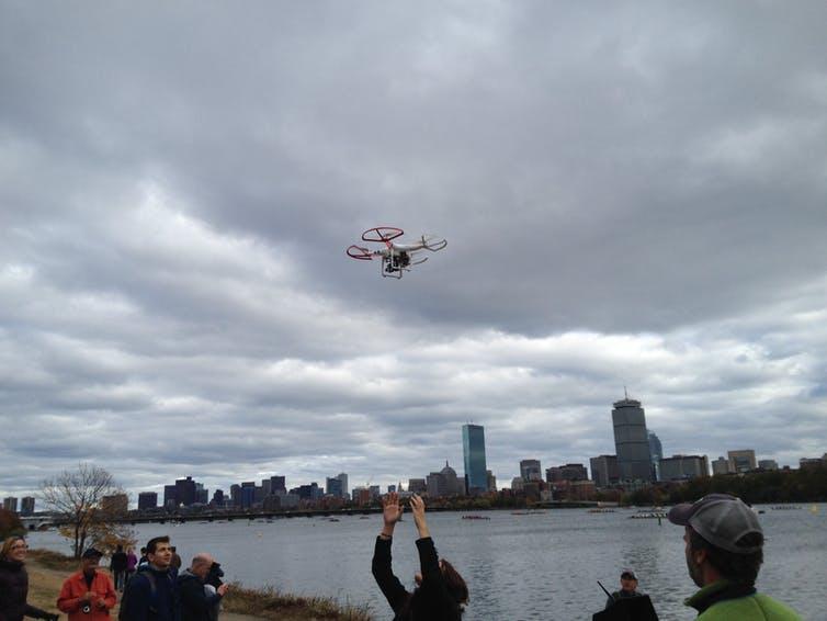 Risiko Nyata Dari Drone Konsumen Pada Saat Ini